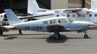 5Y-CBN - Piper PA-28R-201T Turbo Arrow III - by David Osborn