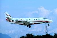 PH-CJI @ LSGG - Cessna Citation Excel [560-5128] Geneva-International~HB 23/07/2004