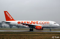 G-EZSM @ EGPF - Taxi for departure from Glasgow EGPF - by Clive Pattle