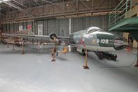 B-109 @ SADM - at Museo Nacional de Aeronautica - by B777juju