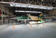 C-432 @ SADM - at Museo Nacional de Aeronautica - by B777juju