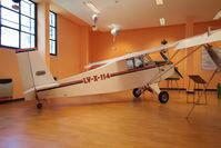 LX-X-114 @ SADM - at Museo Nacional de Aeronautica - by B777juju
