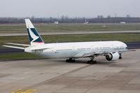 B-KPH @ EDDL - Ready for departure - by Günter Reichwein