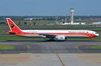 D2-TEG @ FAJS - TAAG B773 departing JNB. - by FerryPNL