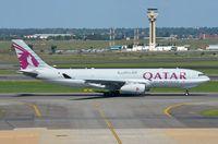 A7-AFG @ FAJS - Qatar A332F departing JNB - by FerryPNL