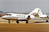 N380RA @ KLAS - Dassault Falcon 20C-5 [54] Las Vegas-McCarran International~N 19/10/1998