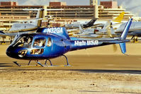 N32GA @ KLAS - Aerospatiale AS.350B Ecureuil [1188] (Heli USA) Las Vegas-McCarran International~N 19/10/1998
