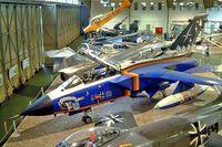 44 56 @ EDBG - 44+56   BAe/Panavia Tornado IDS [GS113] (Ex German Air Force) Berlin-Gatow~D 15/05/2004.