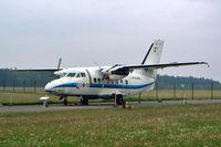 53 10 @ EDBG - 53+10   LET L-410UVP-S Turbolet [800525] (Ex German Air Force) Berlin-Gatow~D 15/05/2004