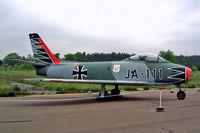 JA-111 @ EDBG - Canadair CL-13B Sabre Mk.6 [1625] (Ex German Air Force) Berlin-Gatow~D 15/05/2004