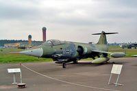 26 51 @ EDBG - Lockheed F-104G Starfighter [683-7311] (Ex German Air Force) Berlin-Gatow~D 15/05/2004