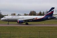 VP-BQU @ EETN - Aeroflot (AFL/SU) - by CityAirportFan