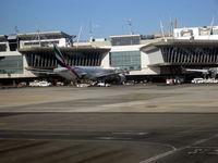 A6-EGQ @ JNB - Taken from arriving flight at Terminal 'A' Johannesburg - by Neil Henry