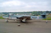 WV865 @ EDBG - Hawker Sea Hawk FGA.6 [AW.6110] (Ex Royal Navy) Berlin-Gatow~D 15/05/2004