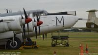 WR963 @ EGBE - Airbase Coventry - by graham22