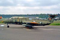 338 @ EDBG - Aero Vodochody L-29 Delfin [591525] (Ex East German Air Force) Berlin-Gatow~D 15/05/2004 - by Ray Barber