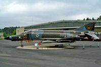 35 62 @ EDBG - McDonnell-Douglas RF-4E Phantom II [4144] (Ex German Air Force) Berlin-Gatow~D 15/05/2004