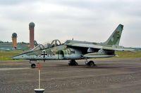 40 26 @ EDBG - Dassault-Dornier Alpha Jet A [0026] (Ex German Air Force) Berlin-Gatow~D 15/05/2004