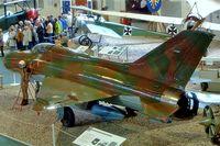 950 @ EDBG - Mikoyan-Gurevich MiG-21 PFM [761402] (Ex German Air Force) Berlin-Gatow~D 15/05/2004 - by Ray Barber