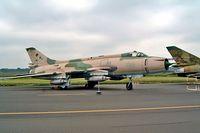 98 61 @ EDBG - Sukhoi Su-20R [72412] (Ex German Air Force) Berlin-Gatow~D 15/05/2004. Unmarked.