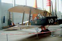 T8209 - De Havilland DH.82A Tiger Moth [BW08905] Krakow Museum Malopolskie~SP 20/05/2004