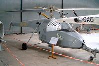 SP-GIL - Instytut Lotnictwa BZ-1 Gil [1] Krakow Museum Malopolskie~SP 20/05/2004
