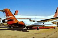 N1777T @ KTUS - Aero Commander 1121 Jet Commander [62] Tucson-International~N 15/10/1998