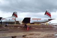 N922AX @ KFLL - NAMC YS-11A-205 [2120] (Airborne Express) Fort Lauderdale-Hollywood International~N 22/10/1998