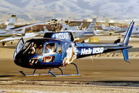 N122AS @ KLAS - Aerospatiale AS.350BA Astar [2543] (Heli USA) Las Vegas-McCarran International~N 19/10/1998