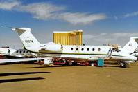 N137M @ KLAS - Cessna Citation III [650-0163] Las Vegas-McCarran International~N 19/10/1998