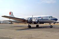 ZS-AUA @ FAGM - Douglas DC-4-1009 [42934] (Springbok Classic Air) Johannesburg-Rand~ZS 07/10/2003