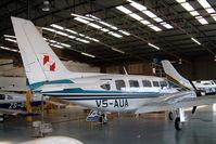 V5-AUA @ FAGM - Piper PA-31-350 Navajo Chieftain [31-7852091] Johannesburg-Rand~ZS 07/10/2003