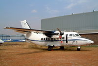 3D-BHK @ FAVV - LET L-410 UVP [810724] Vereeniging~ZS 10/10/2003. Registration only on the port side. - by Ray Barber