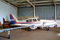 ZS-NXS @ FAVV - Piper PA-23-250 Aztec C [27-2992] Vereeniging~ZS 10/10/2003 - by Ray Barber