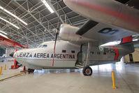 BS-02 @ SADM - at Museo Nacional de Aeronautica - by B777juju