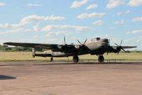 B-004 @ SADM - at Museo Nacional de Aeronautica - by B777juju