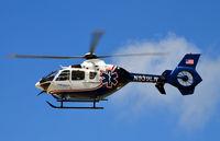 N539LN @ KLEX - Approach to landing Lexington