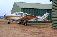 Z-WHK @ FAKR - Beech A23 Musketeer II [M-717] Krugersdorp~ZS 11/10/2003
