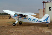 ZS-CCX @ FAPY - Piper PA-20 Pacer [20-801] Parys~ZS 10/10/2003