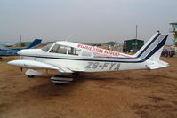 ZS-FYA @ FAKR - Piper PA-28-140 Cherokee B [28-25650] (Westair Flying Academy) Krugersdorp~ZS 11/10/2003