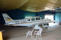 ZS-LCC @ FAKR - Piper PA-28-181 Archer II [28-8190301] Krugersdorp~ZS 11/10/2003