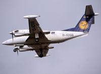 D-IOSB @ LFBO - Landing rwy 32L - by Shunn311