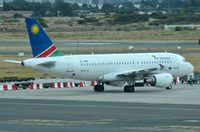 V5-ANM @ FACT - Air Namibia A319 parked at CPT - by FerryPNL