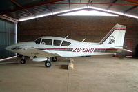ZS-SWD @ FAKR - Piper PA-23-250 Aztec E [27-4730] Krugersdorp~ZS 11/10/2003