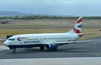 ZS-OAV @ FACT - BA B734 operated by Comair - by FerryPNL