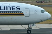 9V-SVE @ FACT - Front office close up - by FerryPNL