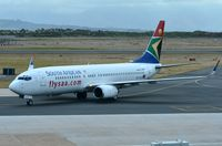 ZS-SJB @ FACT - SA B738 arriving in CPT - by FerryPNL