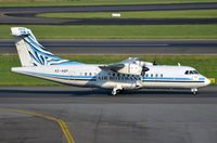 A2-ABP @ FAJS - Air Botswana ATR42 - by FerryPNL