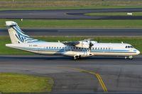 A2-ABR @ FAJS - Air Botswana ATR72 in JNB - by FerryPNL