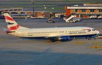ZS-OAP @ FAJS - BA/Comair B734 pushed-back. - by FerryPNL